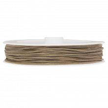 Nylon Cord (0.8 mm) Sienna (20 Meter)