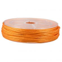 Nylon Cord (1.5 mm) Orange (15 Meter)