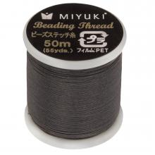 Miyuki Thread (50 Meter) Grey