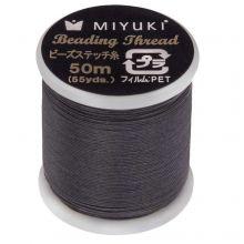 Miyuki Thread (50 Meter) Stormy Blue