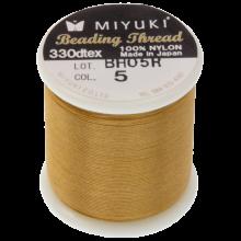 Miyuki Thread (50 Meter) Gold