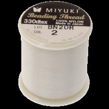 Miyuki Thread (50 Meter) Eggshell