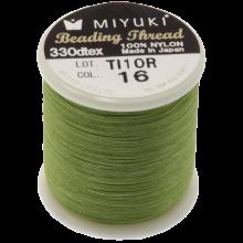 Miyuki Thread (50 Meter) Peridot