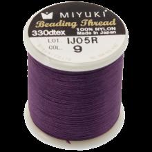 Miyuki Thread (50 Meter) Purple
