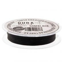 DURAThread (0.08 mm) Black (50 Meter)