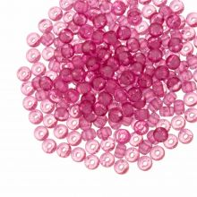 DQ Seed Beads (3 mm) Candy Pink (25 Gram / 600 pcs)