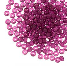 DQ Seed Beads (3 mm) Mulberry Purple (25 Gram / 600 pcs)