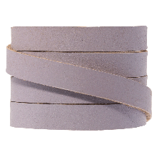 DQ Flat Leather (10 x 2 mm) Lilac (1 Meter)