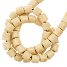 Agate Beads Colored (4.5 x 4.5 mm) Navajo (90 pcs)
