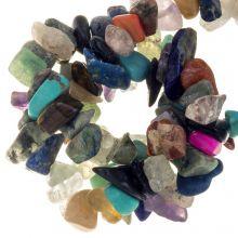 Gemstone Chips (5 - 8 mm) Mix Color (200pcs)
