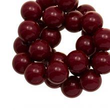 Acrylic Beads (12 mm) Cherry (54 pcs)