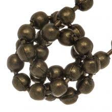 ball chain bronze