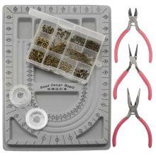 Starter Kits Jewelry Making (Basic) Bronze