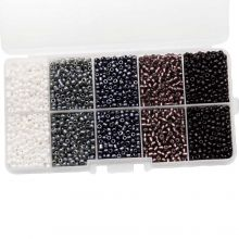 Bead Kit - Seed Beads (3 mm) 'Mix Color'