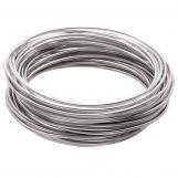 Aluminium Wire (2 mm) Silver (5 Meter)