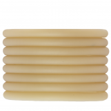 Rubber Cord (5 mm) Sand (2 Meter) hollow inside