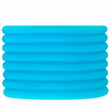 Rubber Cord (5 mm) Sky Blue (2 Meter) hollow inside