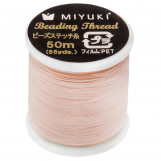 Miyuki Thread (50 Meter) Soft Pink