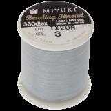 Miyuki Thread (50 Meter) Silver