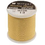 Miyuki Thread (50 Meter) Yellow