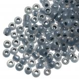Seed beads (2 mm) Stone Grey (25 Gram)