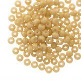DQ Seed Beads (3 mm) Golden Sand (25 Gram / 600 pcs)