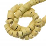 Coconut Beads (4 - 5 mm) Cocos Cream (120 pcs)