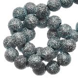 Acrylic Beads Stardust (6 mm) Faded Denim (430 pcs)