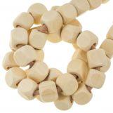 Natural Wood Beads (10 mm) 50 pcs
