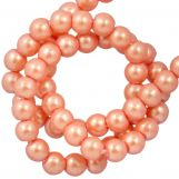 DQ Glass Pearls (2 mm) Orange Sherbet (150 pcs)