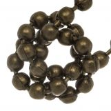 ball chain bronze