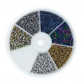 Bead Kit - Seed Beads (2 mm) 'Mix Color'