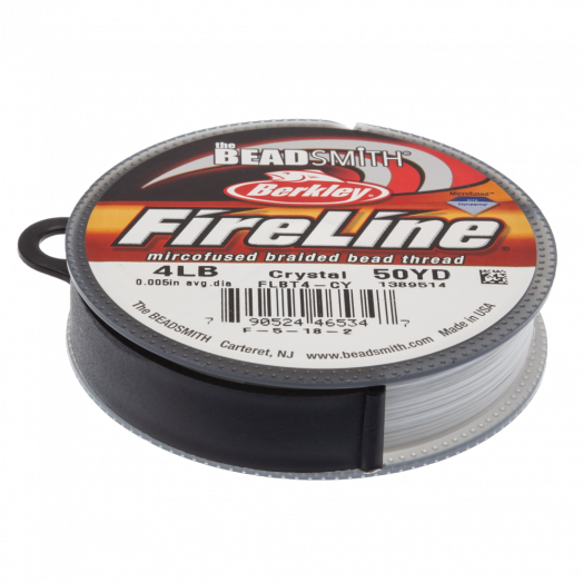 Fireline 4 LB (0.13 mm) Crystal (45 Meter)