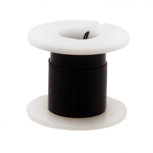 Copper Wire (0.40 mm) Black (2.75 Meter)