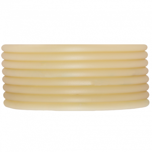 Rubber Cord (3 mm) Sand (5 Meter) hollow inside