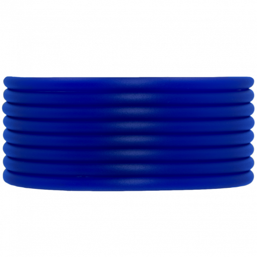 Rubber Cord (3 mm) Royal Blue (5 Meter) hollow inside
