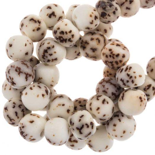 Wooden Beads (6 mm) Salwag (76 pcs)