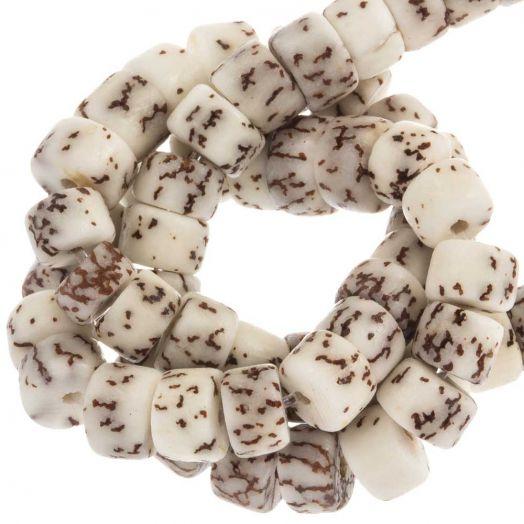 Wooden Beads (7 x 4 mm) Salwag (100 pcs)