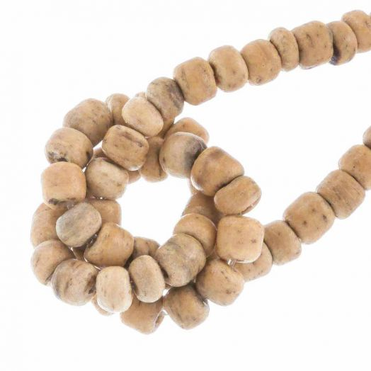 Coconut Beads (2- 3 mm) Natural (110 pcs)