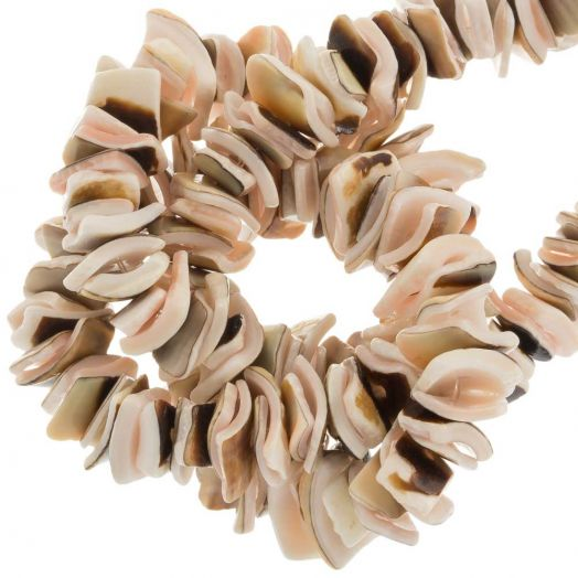 Shell Beads (7 - 8 mm) Exotica Luanos Shell (180 pcs)