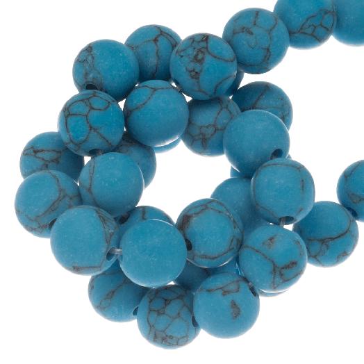 Turquoise Beads (4 mm) 95 pcs
