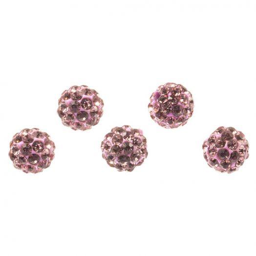 Shamballa Beads (6 mm) Mountbatten (5 pcs)