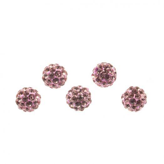 Shamballa Beads (4 mm) Mountbatten (5 pcs)