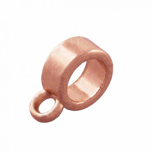 Connector (hole size 4 mm) Rose Gold (10 pcs)