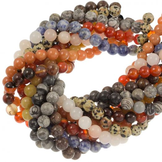 Advantage Package - Beads (10 Strands) 'Gemstone Mix'
