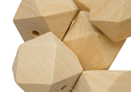 Natural Wooden beads online store
